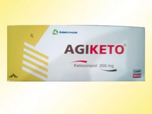 Agiketo Ketoconazol 200 mg