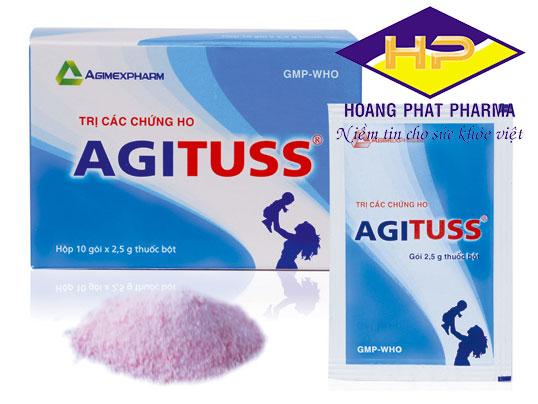 Agituss 33.3 mg