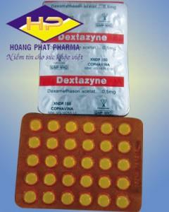 Dexamethason 0,5mg (Dextazyne)