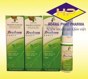 Freshsea Adult – xịt mũi người lớn mùi khuynh diệp