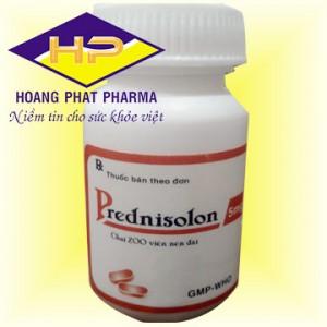 Prednisolon 5mg