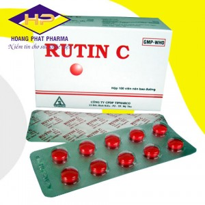 Rutin Vitamin C 50mg