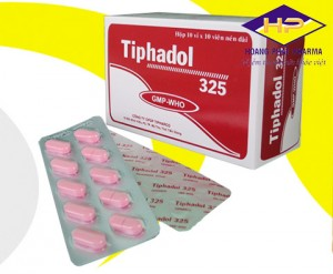 Tiphadol Paracetamol 325mg