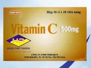 Vitamin C 500mg