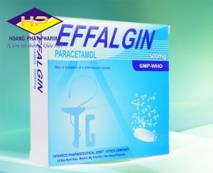 Effalgin Paracetamol 500 mg