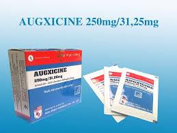Augxicine 250mg/31,25mg