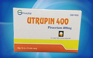 UTRUPIN 400