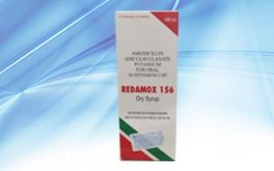 REDAMOX 156 Dry Syrup