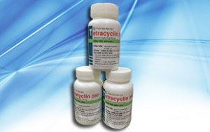 Tetracylin 250mg