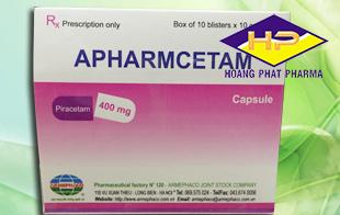 APHARMCETAM 400 mg