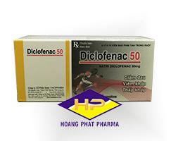 DICLOPHENAC 50