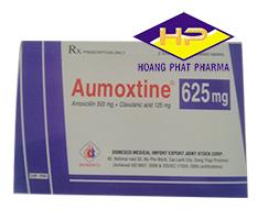 AUMOXTINE 625