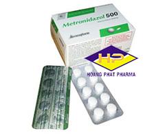 Metronidazol 500