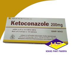 Ketoconazole 200