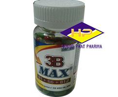 Vitamin 3B max