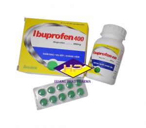 Ibuprofen 400