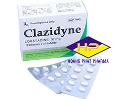 Clazidyne – Loratadin 10mg