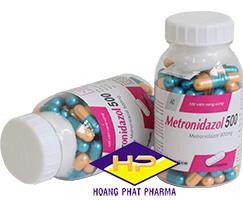 Metronidazol 250