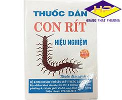THUỐC DÁN CON RÍT