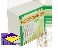 NOVOCAIN 0,06G/2ML