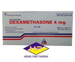 DEXAMETHASON 4MG/1ML