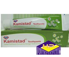 Kem đánh răng thảo dược Kamistad
