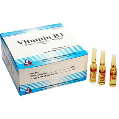 VITAMIN B1 100MG/1ML