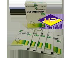 CEFIMBRANO 100MG