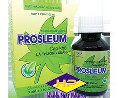 Thuốc ho Siro PROSLEUM