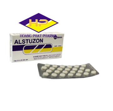 Alstuzon – Cinnarizine 25mg