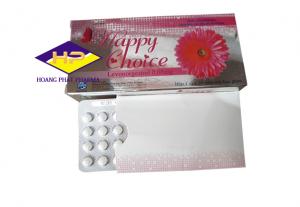 Thuốc tránh thai Happy Choice