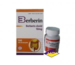 Berberin10mg