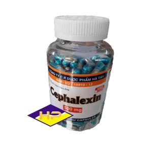 Cephalexin 500mg