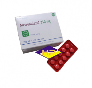 METRONIDAZOL 250 mg