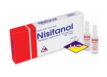 Dung dịch tiêm NISITANOL