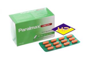 Paralmax cảm cúm