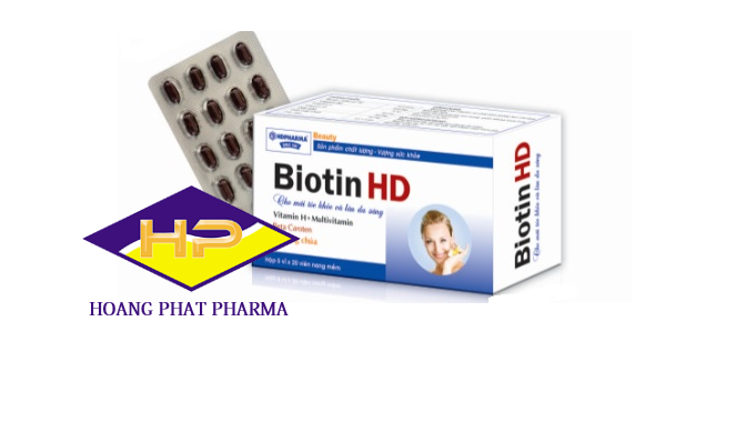 Biotin HD