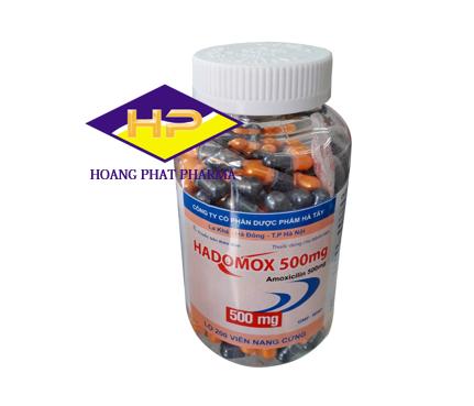 AMOXICILIN 500 Hataphar