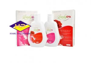 Dung dịch vệ sinh phụ nữ LovelyEva