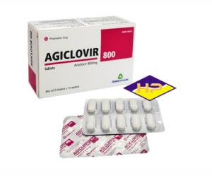 Aciclovir 800 mg