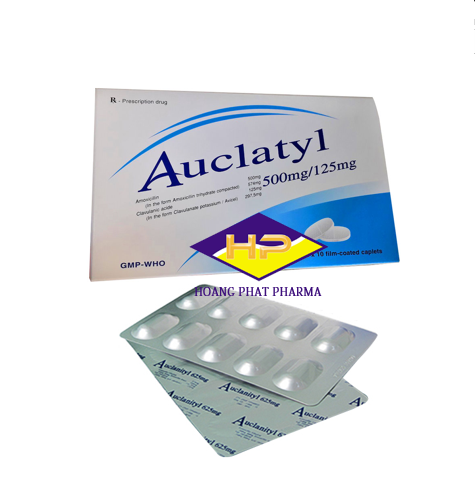Auclatyl 625mg