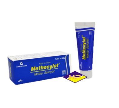 Kem bôi da Methocylat 20g (MethySalicylat)