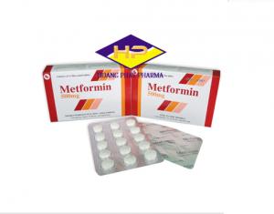 Metformin 500mg (TIPHARCO)