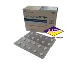 Alphachymotrypsin