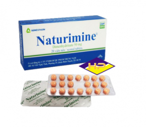 Thuốc say tàu xe NATURIMINE 50