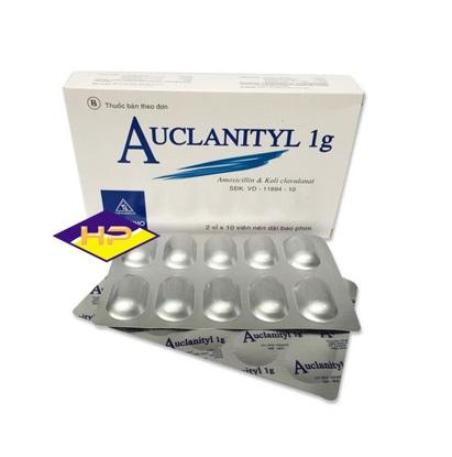 AUCLANITYL 1G