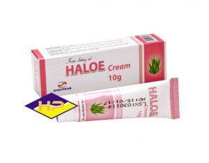 Kem bôi nẻ Haloe Cream