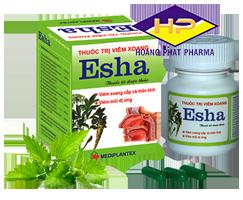Thuốc trị viêm xoang ESHA