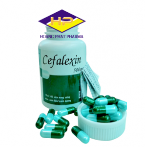 Cefalexin 500mg
