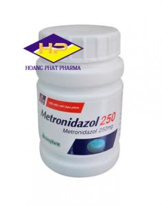 Metrodinazol 250